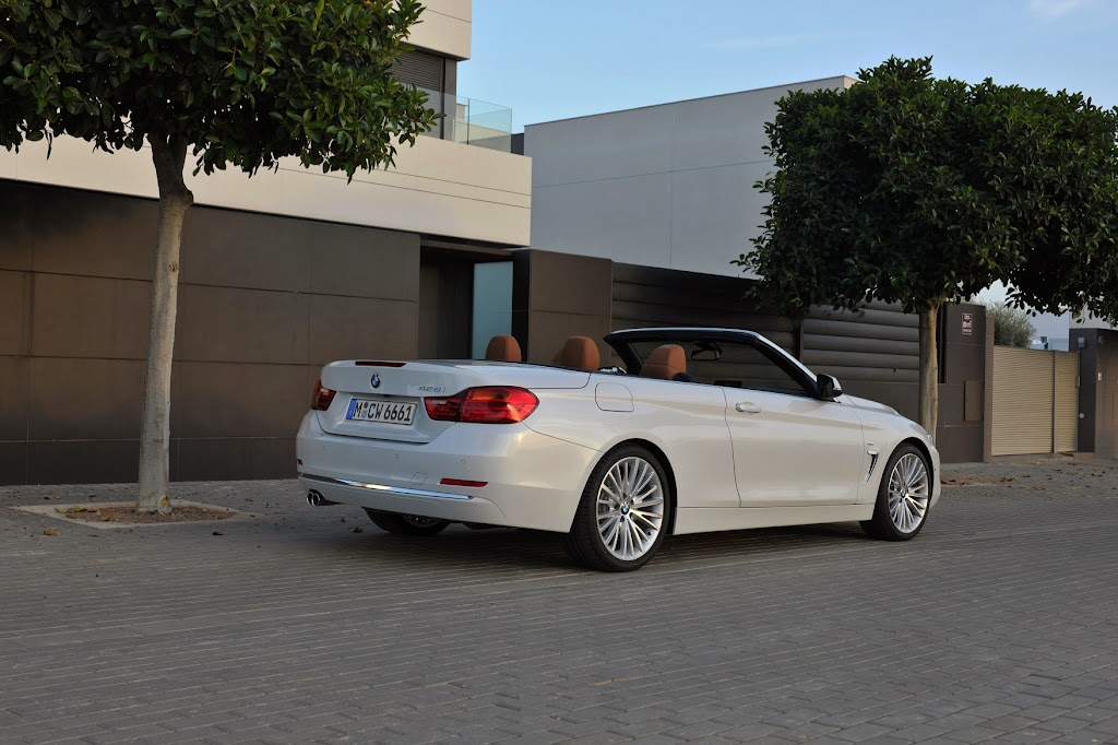 2014 BMW 4 Series Convertible 6196