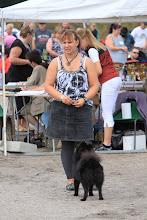 Photo: Jenni Typyn kanssa vasert-kisaa odottelemassa...