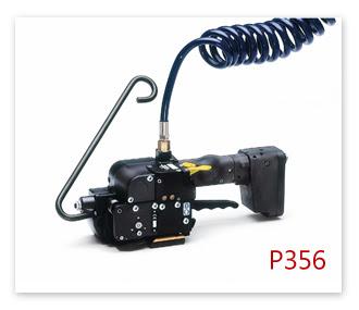 塑鋼帶氣動打包機P356