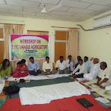 Navjeevan & MASS_Small Holder Agriculture Consultation_Nov 2011_Tirupati_AP