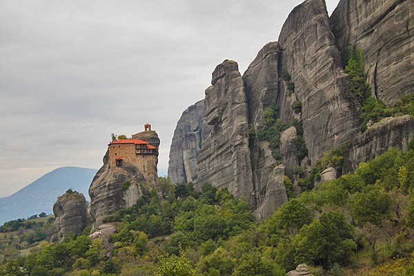 Things to KNow before you go to Meteora