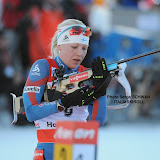 HolmenkollenBiathlonWorldCup2013Female