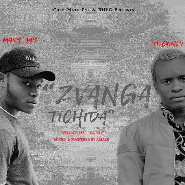 Maxy Jay and Ti Gonzi link up for Zvanga Tichida