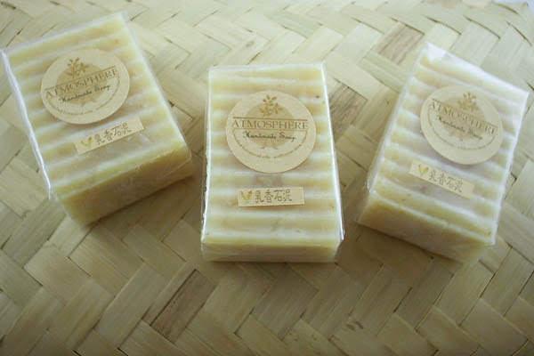 乳香石泥皂