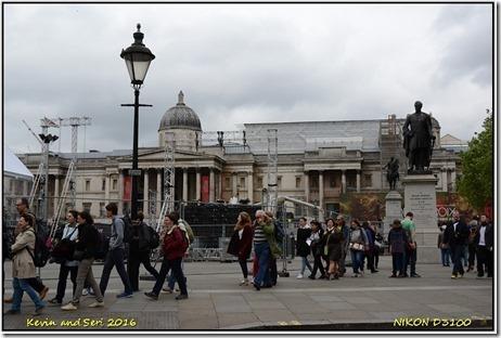London - May