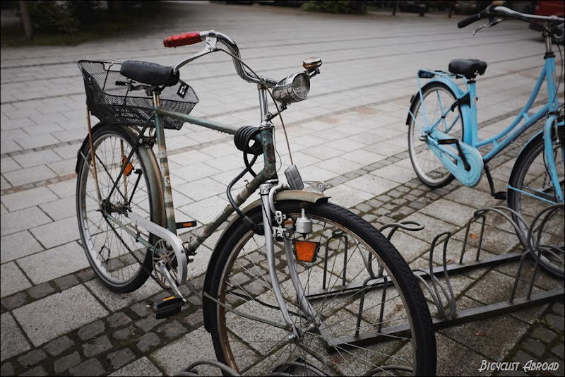 Searchlight bike