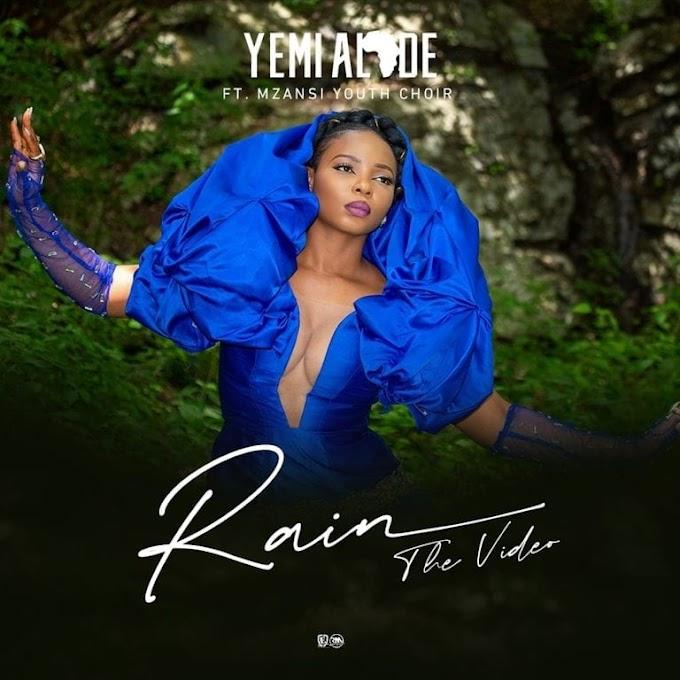 "[Video] Yemi Alade – ""Rain"" ft. Mzansi Youth Choir"