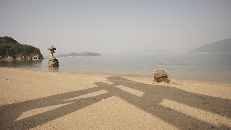 しまなみ海道 岩子島 厳島神社 写真2