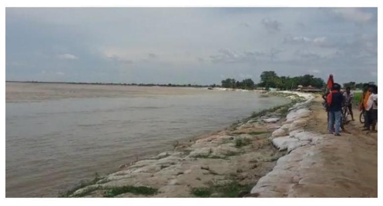 सोनपुर के सबलपुर में बड़ा नाव हादसा, आधा दर्जन लोगों के डूबने की आशंका