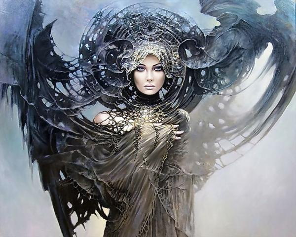 Goddess Of Grey Wind, Gothic