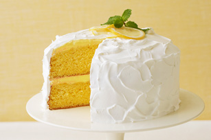Photo: Easy Lemon Cake by Kraft Foods. Find this recipe here: http://kraft.us/aQ05gd