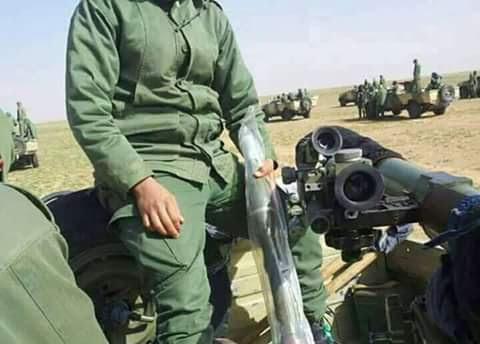 📽️ Vídeo: Las FAR de Marruecos acantona más tropas en grandes partes del muro militar en el Sáhara Occidental.