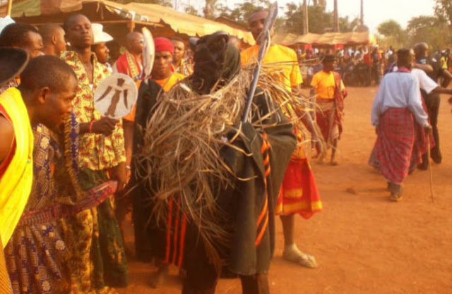 Masquerade Chases Student To Death In Owerri