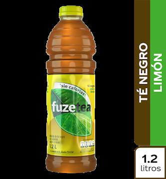 //Té FUZE TEA Negro