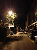quite streets at night, Herceg Novi