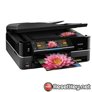 Reset Epson Artisan 810 printer Waste Ink Pads Counter
