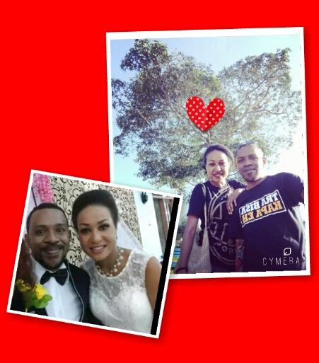 Selamat Nikah Joshua Papare Dan Ina Rumbiak