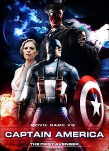 Đội Trưởng Mỹ: Sự Báo Thù Đầu Tiên - Captain America: The First Avenger poster