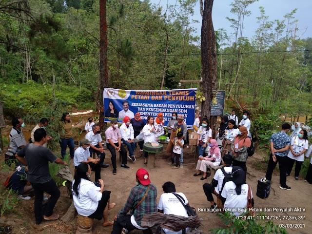Kementan melalui BBPP Binuang gandeng DPR RI Gelar Bimtek