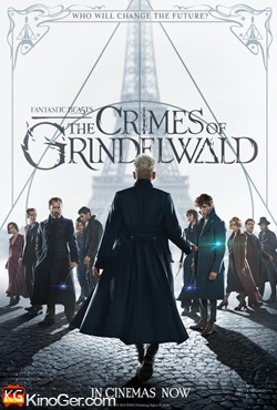 Phantastische Tierwesen - Grindelwalds Verbrechen (2018)