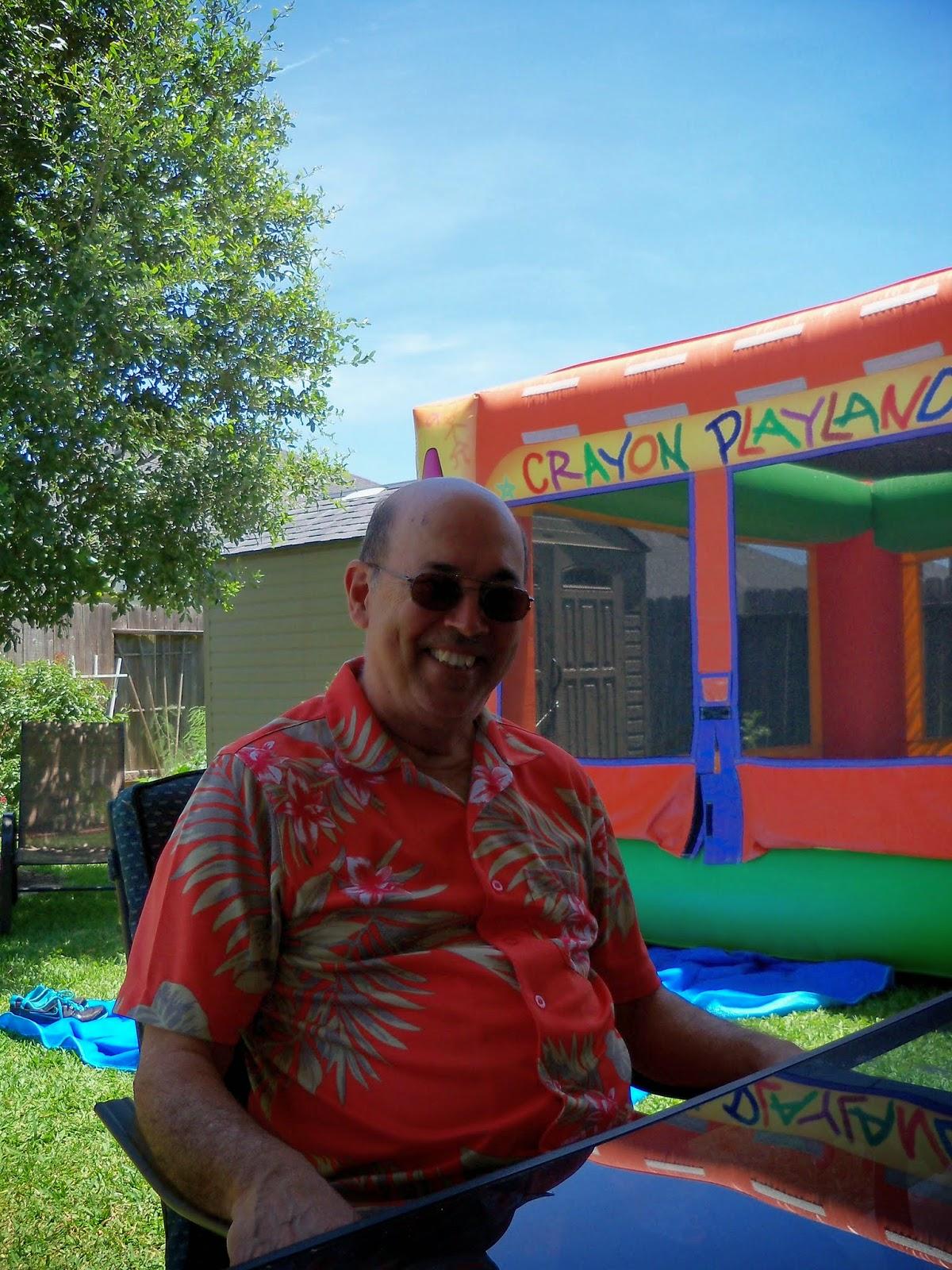 Marshalls Second Birthday Party - 116_2087.JPG