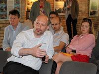 15 Tóth Endre, csehországban élő történész az Egyesült Magyar Párt és a prágai kormány viszonyáról tartott előadást.jpg
