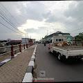 Ingat! Mulai Hari Ini Larangan Mobil Bermuatan Melintas di Jembatan Murukan Surodinawan