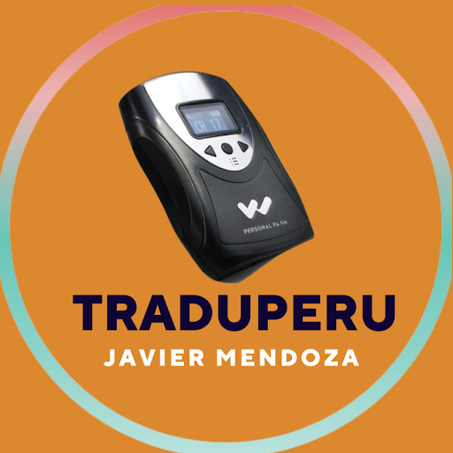 Javier Mendoza C. Autor de Interpretación para eventos Perú