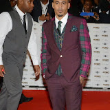 WWW.ENTSIMAGES.COM -    MC Harvey    arriving at   MOBO Awards 2014 at SSE Arena Wembley October 22nd 2014Annual awards show recognising the best in urban music which is supported by HTC Photo Mobis Photos/OIC 0203 174 1069