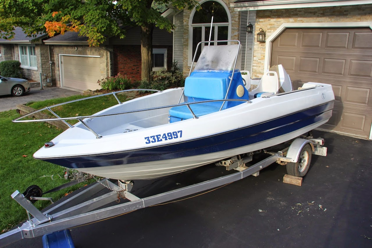 88 Bayliner Trophy 1710 - wet foam and ...? Page: 1 ...