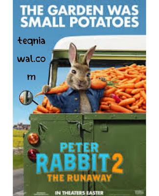 Peter Rabbit 2: The Runaway (2022) 71% - أفضل أفلام الأجنبية