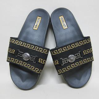 Versace Pool Deck Shoes
