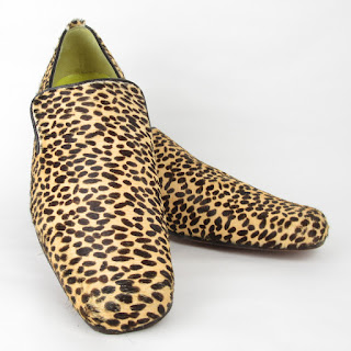 Mauri Hide Sheriff Collection Spotted Loafers