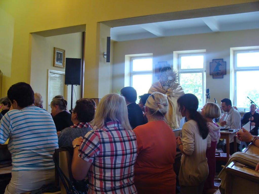 2014 Rekolekcje - Podwyższenie Krzyża Świętego w Częstochowie - DSC05822.JPG