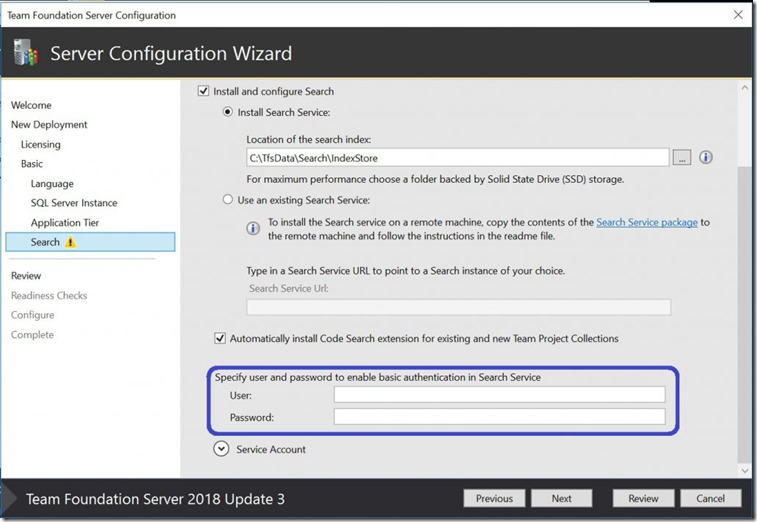 The art of simplicity: Team Foundation Server 2018 Update 3