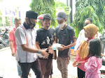 Keluarga Besar IKAN Syiar Ramadhan berbagi Takjil On The Road