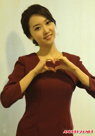 Kim Min Ji nàng Wags nóng bỏng của sao Hàn