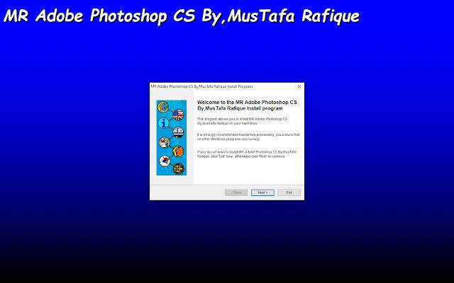 MR Adobe Photoshop CS 2021  kodak  By, Mustafa Rafique