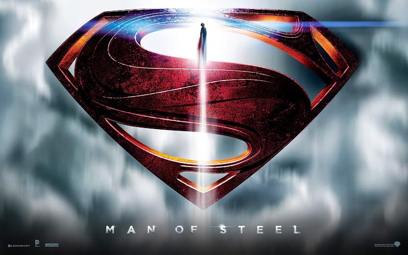 Άνθρωπος Από Ατσάλι Man Of Steel Wallpaper