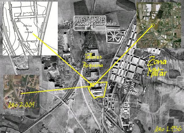 Mapa fábrica Giralt Laporta