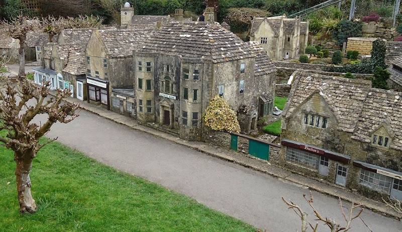 The Model Village, a pequena Cotswolds