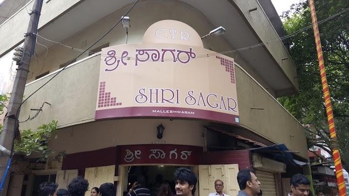 Earning the best Benne Masala Dosa in Bengaluru - Central Tiffin Rooms (Shri Sagar)