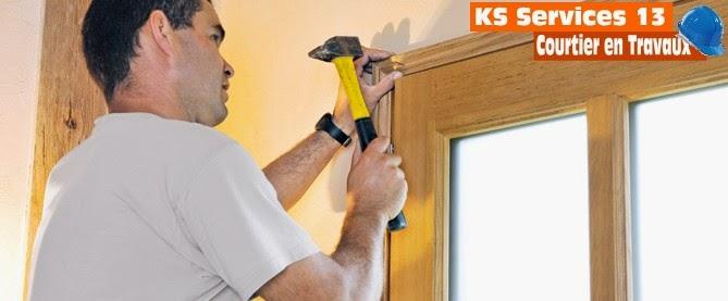 Ks Services 13: Prix-Devis : Pose Porte Intérieure Rénovation