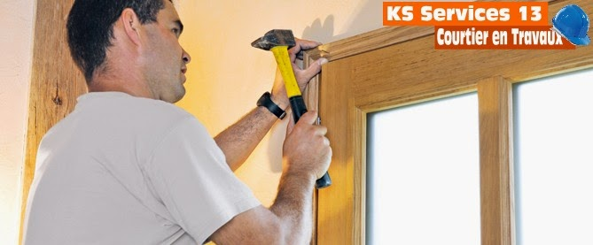 Ks Services  PrixDevis  Pose Porte Intrieure Rnovation