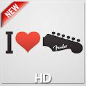 Guitar Wallpaper – HD Wallpaper icon