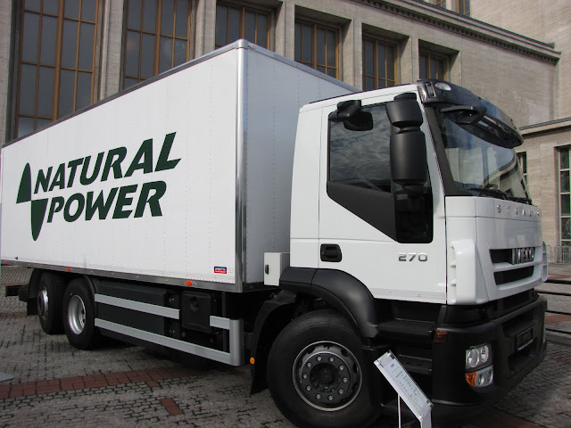 Iveco Stralis CNG