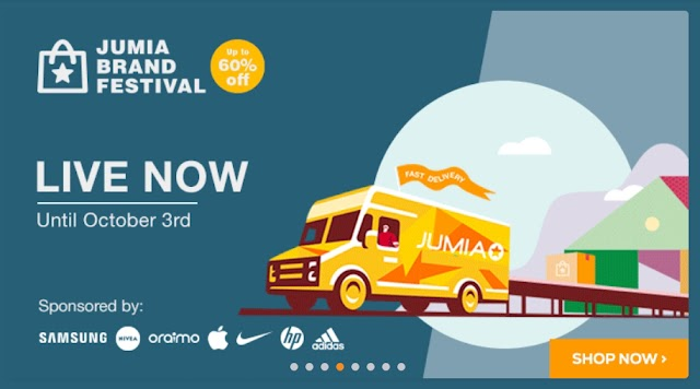 Jumia leads charge against substandard products, launches Brands Festival campaign to promote authentic brands ~Omonaijablog