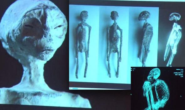 múmias extraterrestres encontradas no Peru são REAIS 00
