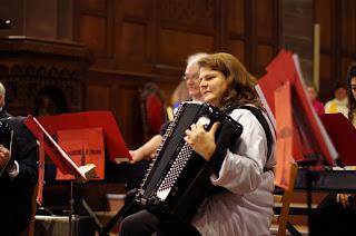 Ensemble accordéons