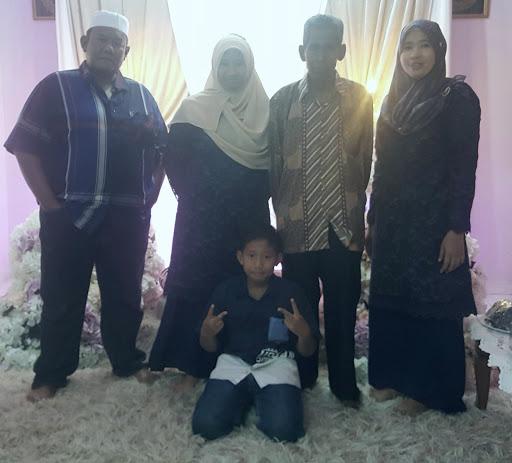 Majlis Khatam Dan Khatan Hanis dan Haziq 2018